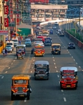 The art of riding jeepney
