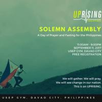 BROWNSVILLE REVIVAL TO JESUS REVOLUTION TO #UPRISING TO A PHILIPPINE REVIVAL?